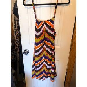 INC International Concepts Dresses - INC Striped Sundress